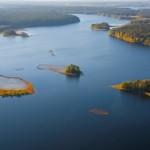 Baluošų ežeras (salos)